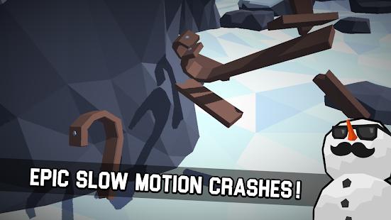 Sledge - Безумные санки! Screenshot