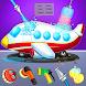キッズ 飛行機 洗う ガレージ - Androidアプリ