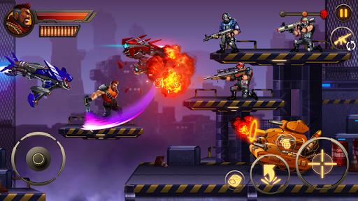 Metal Squad: Shooting Game 2.3.1 screenshots 17