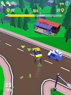 Taxi Run – Crazy Driver 9