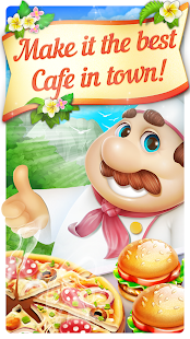 Happy Cafe Screenshot