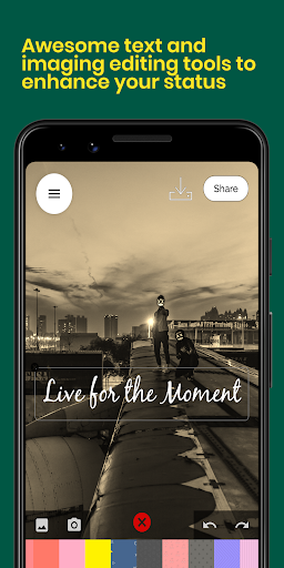Audio Status Maker 2.0.3 Screenshots 5