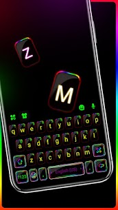 Neon Flash Keyboard Theme 1.0 Android Mod APK 1