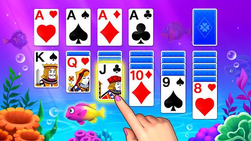 Solitaire Ocean 2.1.5 screenshots 1