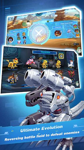 Digimonuff1aUltimate Evolution 1.0.12 screenshots 4