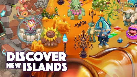 My Singing Monsters Mod 3.1.0 Apk [Unlimited Money] 4