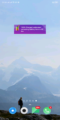 Battery 100% Alarm 4.3.3 Screenshots 8