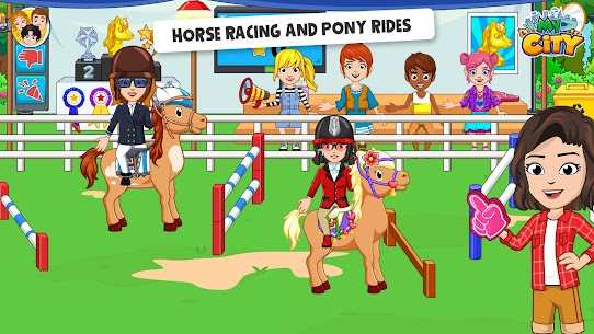 Free My City  Star Horse Stable 4