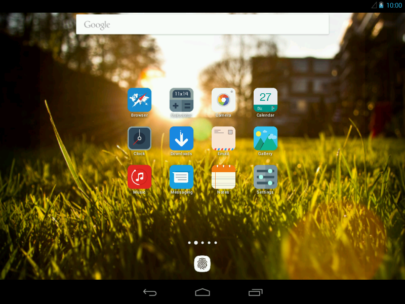 Lanting Icon Pack: Material and Colorful poster 3