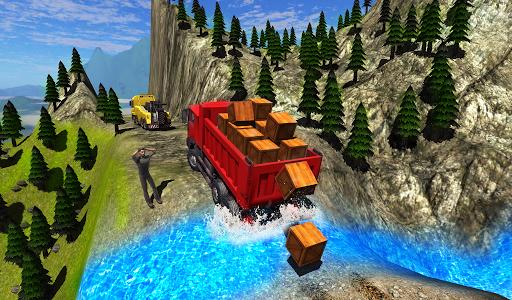Truck Driver Cargo 11 screenshots 2