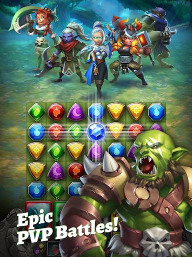 Dragon Strike: Puzzle RPG 0.3.7 screenshots 9