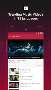 Reos Music MOD (Premium Unlocked) APK for Android 2
