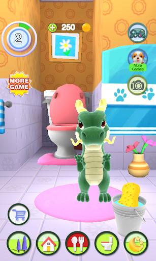 Talking Dragon modavailable screenshots 7