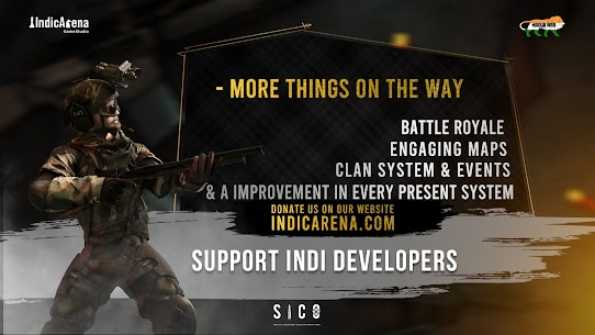 SICO™: SPECIAL INSURGENCY COUNTER OPERATIONS MOD APK (Unlimited Ammo) 5