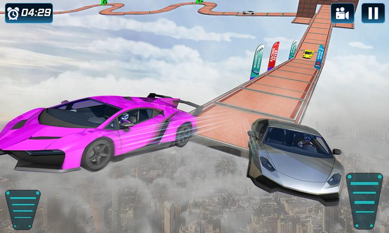 Ramp Car Gear Racing 3D: New Car Game 2021 screenshot 2