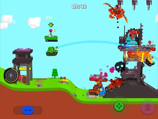 BOOM Tank Showdown android2mod screenshots 9