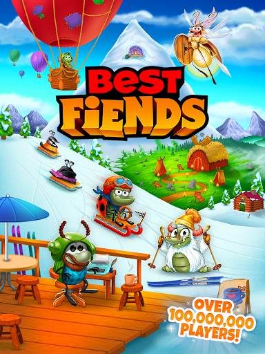 Best Fiends - Free Puzzle Game 8.9.0 screenshots 15