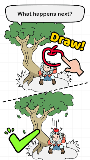Brain Draw - Are you smart enough? goodtube screenshots 1