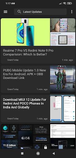 MIUI Updates 1.1 Screenshots 3