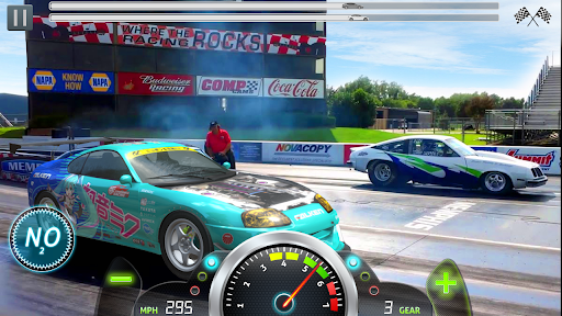 Drag Racing game 2021  screenshots 1