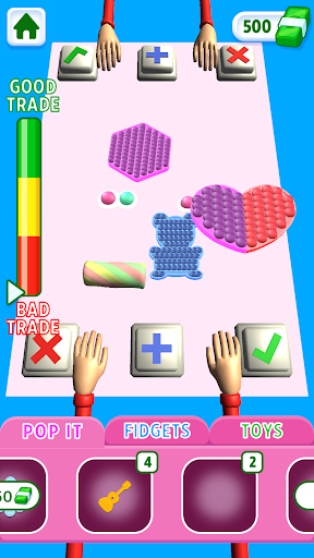 Fidget Trading Pop It Toys  screenshots 9