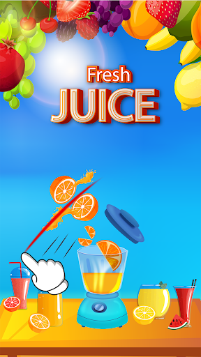 perfect fruit slice ninja splash blender simulator screenshot 2