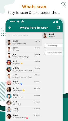 WhatsParallel  Screenshot 2