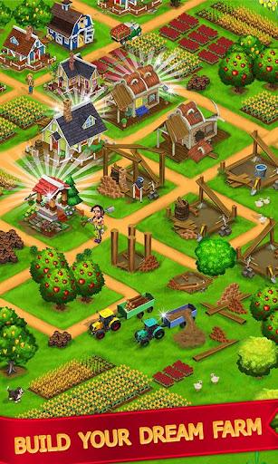My Farm Town Village Life best Farm Offline Game 1.1.2 Screenshots 6