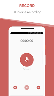 Voice Recorder HD Screenshot