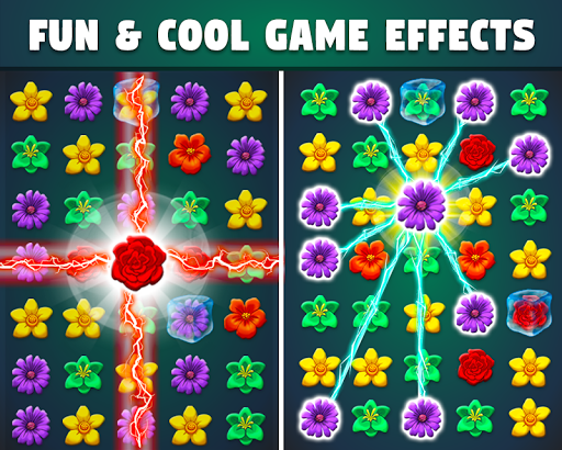 Flower Match Puzzle Game: New Flower Games 2020  screenshots 3