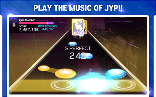 SuperStar JYPNATION  screenshots 13