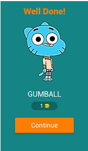 Gumball Quiz 8.8.3z screenshots 4