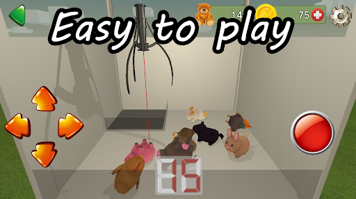 Prize claw machine game  screenshots 2