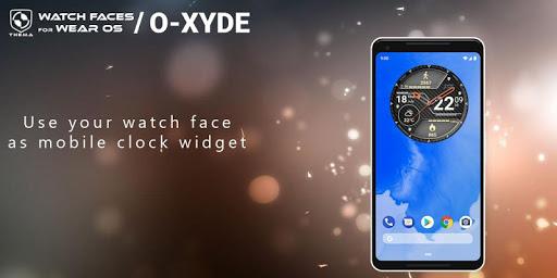O-Xyde Watch Face Apkfinish screenshots 4