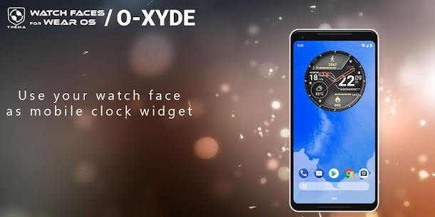 O-Xyde Watch Face 4