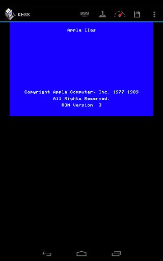 KEGS IIgs Emulator  Screenshots 1