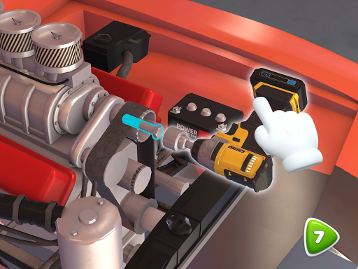 Car Restore - Car Mechanic  screenshots 11