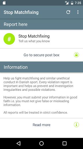 stop matchfixing screenshot 1