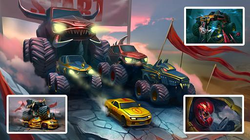 Mad Truck Challenge - Shooting Fun Race 1.5 Screenshots 14