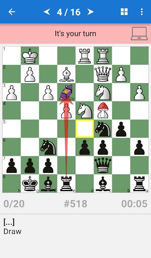 Chess Middlegame IV  screenshots 2