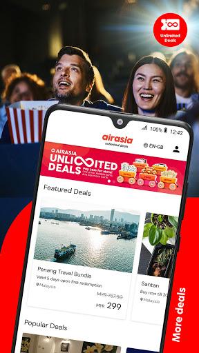 airasia.com: Book Flights, Hotels & Activities modavailable screenshots 6