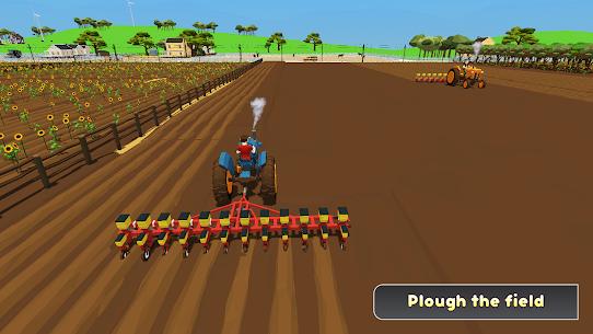 Virtual Farm Life Simulator  Family House Games Apk 5