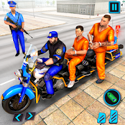 US Police Bike 2021: Prisoner Transport Game