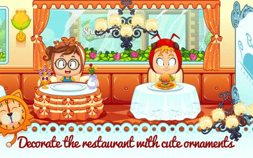 Marbel Cafe - Restaurant Deluxe Rush 5.0.3 screenshots 5