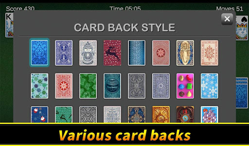 Spider Solitaire apkpoly screenshots 14