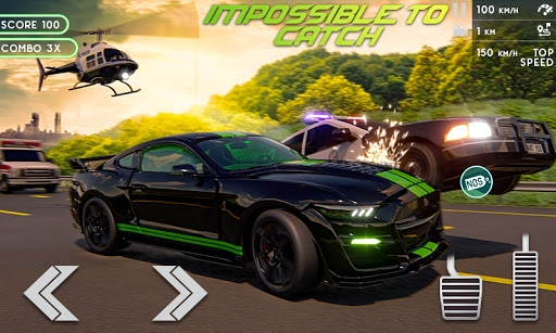 Modern Highway Car Traffic Racing Free Game 2021 1.06 screenshots 1
