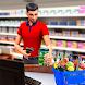 ショッピング モール 女の子 キャッシャー 現金 登録 ゲーム 3d - Androidアプリ
