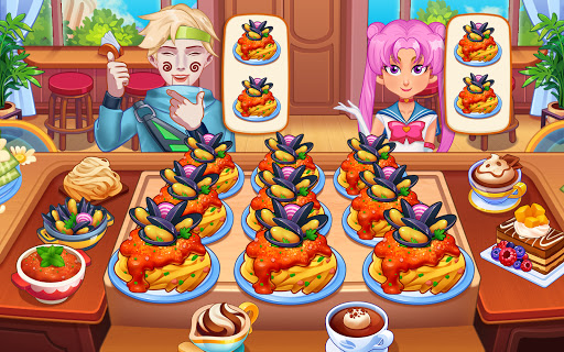 Cooking Master Life : Fever Chef Restaurant Game  Screenshots 17