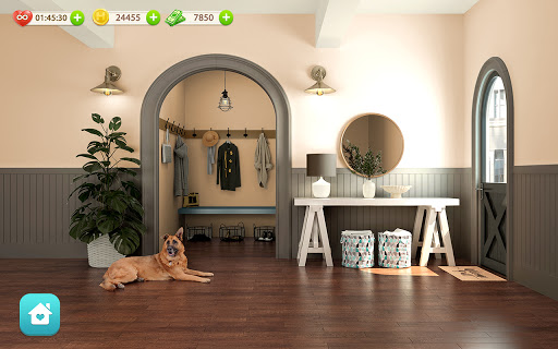 Dream Home: Design & Makeover android2mod screenshots 20