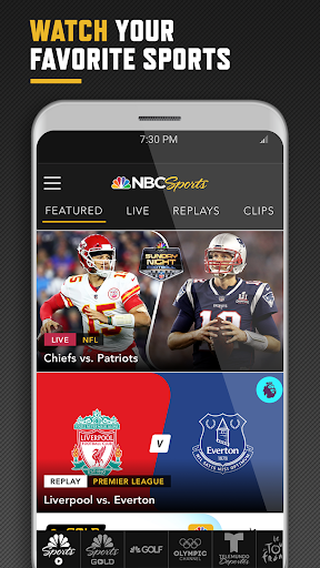 NBC Sports apklade screenshots 1